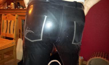 klassische Jeans: RV, 4 Taschen